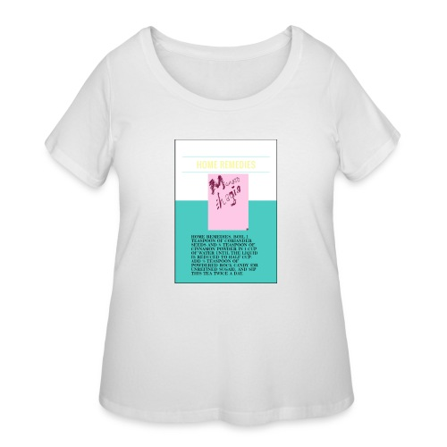 Support.SpreadLove - Women's Curvy T-Shirt