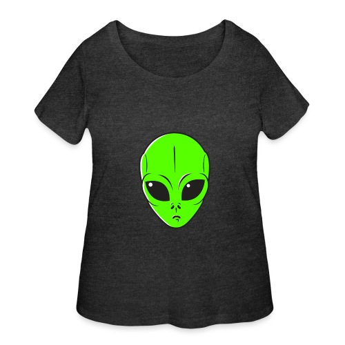 Alien - Women's Curvy T-Shirt