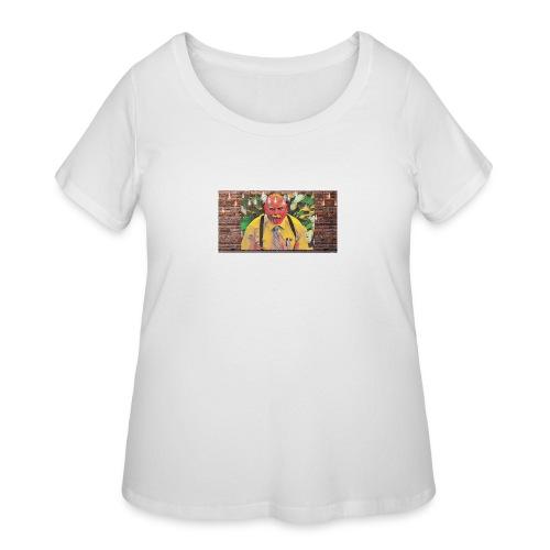 Dr Kelsey - Women's Curvy T-Shirt