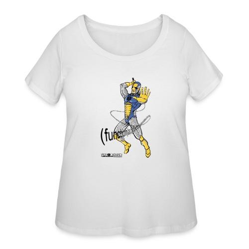 Super Developer - Women's Curvy T-Shirt