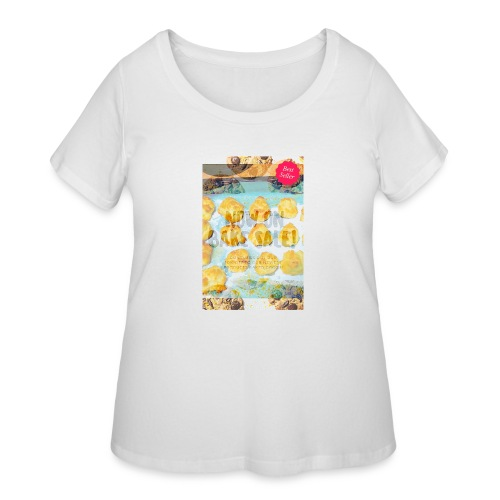 Best seller bake sale! - Women's Curvy T-Shirt