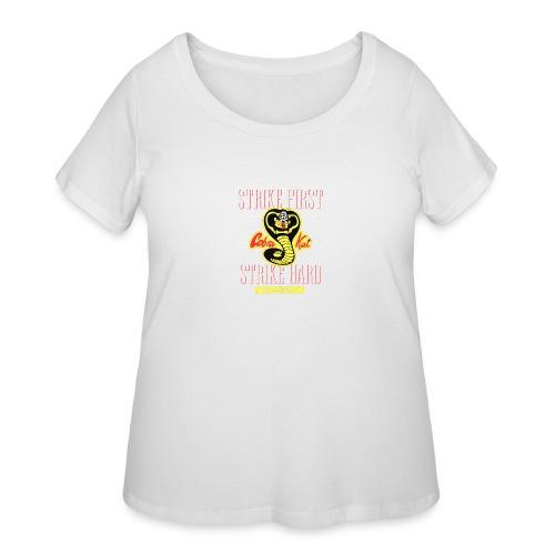Cobra Kai - Women's Curvy T-Shirt