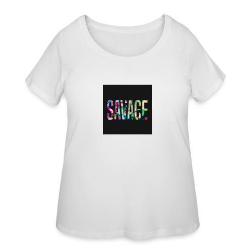 Savage Wear - Women's Curvy T-Shirt