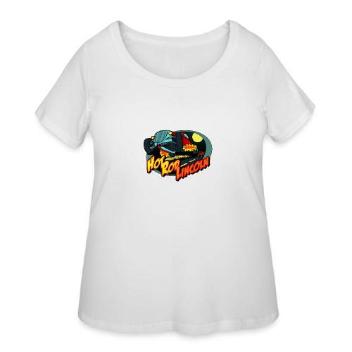 Hot Rod Lincoln - Women's Curvy T-Shirt