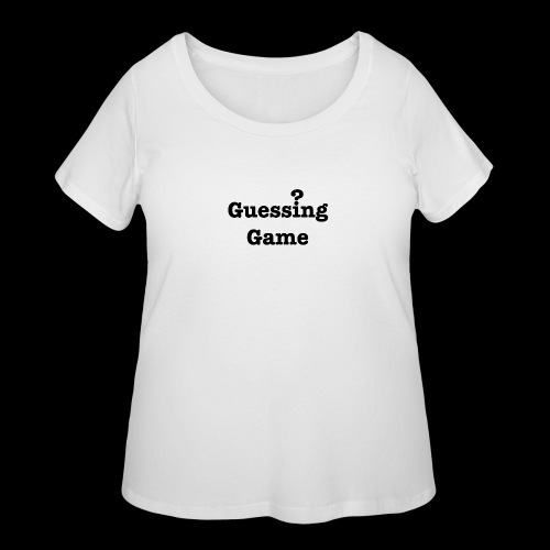 Question - Women's Curvy T-Shirt