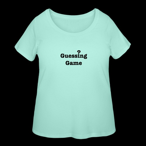 Question - Women's Curvy T-Shirt