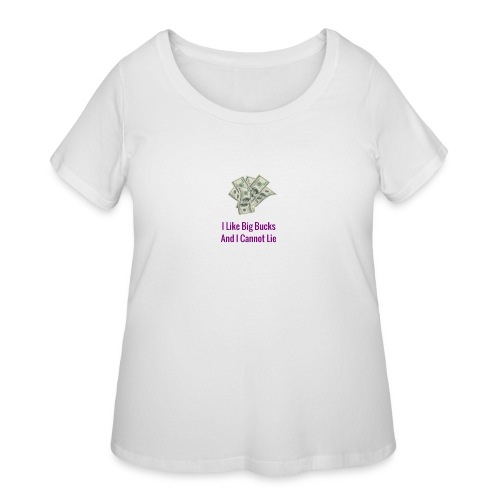 Baby Got Back Parody - Women's Curvy T-Shirt