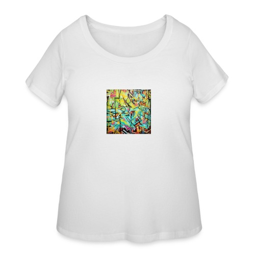 13686958_722663864538486_1595824787_n - Women's Curvy T-Shirt