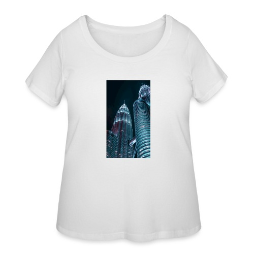 C0618608 28FC 4668 9646 D9AC4629B26C - Women's Curvy T-Shirt