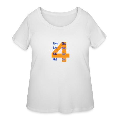 Forgive & Forget - Women's Curvy T-Shirt