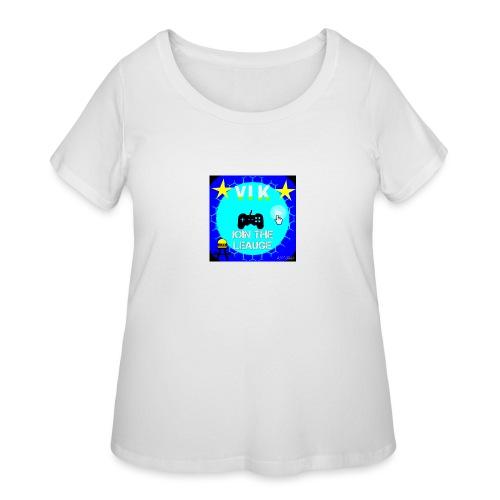 MInerVik Merch - Women's Curvy T-Shirt