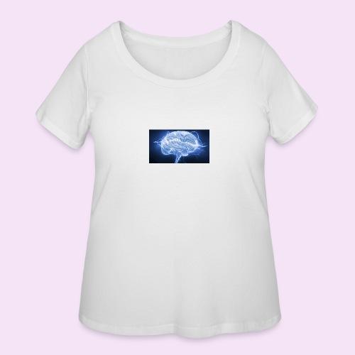 Shocking - Women's Curvy T-Shirt