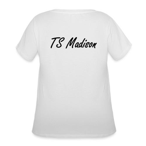 new Idea 12724836 - Women's Curvy T-Shirt