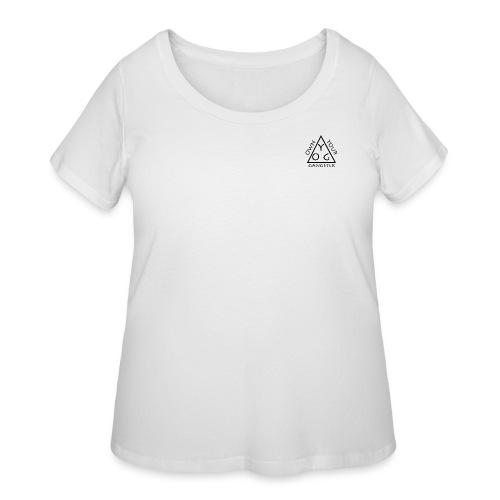 Own Your Gangster T-Shirt B - Women's Curvy T-Shirt