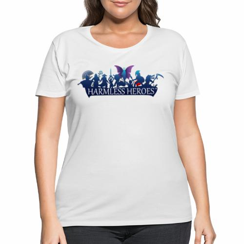 Offline - Harmless Heroes - Women's Curvy T-Shirt