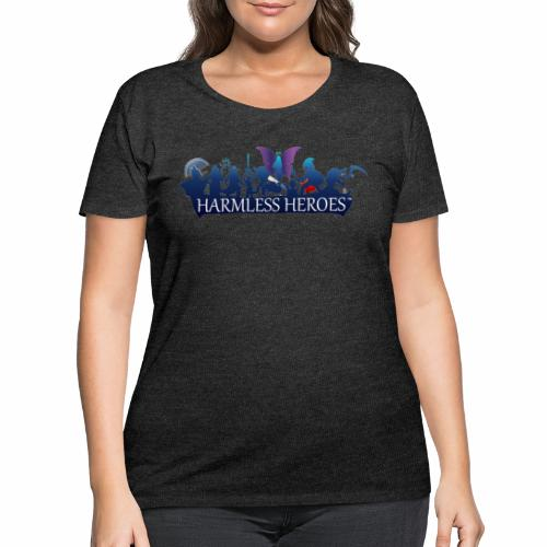 Offline - Harmless Heroes - Women's Curvy T-Shirt