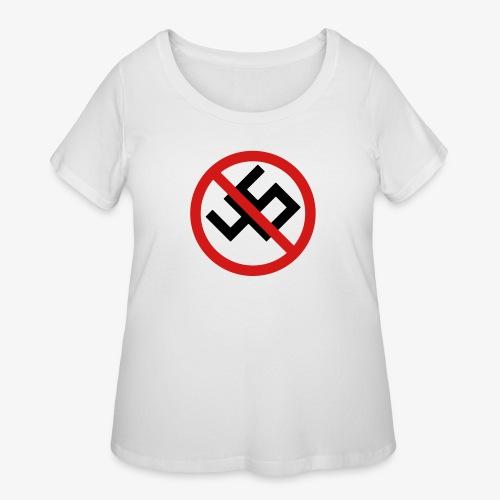 NO45 - Women's Curvy T-Shirt