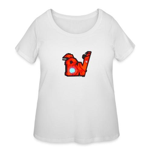 BW - Women's Curvy T-Shirt