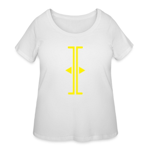 Trim - Women's Curvy T-Shirt