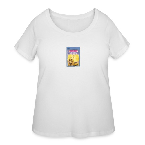 Gay Angel - Women's Curvy T-Shirt