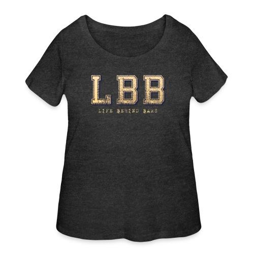 The LBB - Women's Curvy T-Shirt