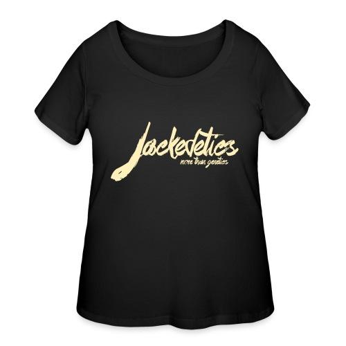 Jackedetics Tag - Women's Curvy T-Shirt