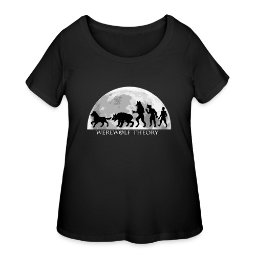 Werewolf Theory: Change - Women's Curvy T-Shirt