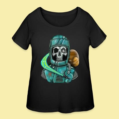 Lets Read Merchandise - Women's Curvy T-Shirt