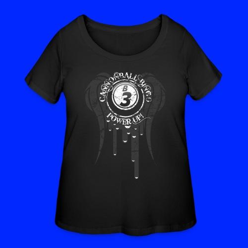 180503 CBBNewTee3 - Women's Curvy T-Shirt