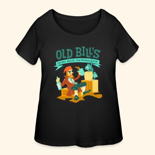 Old Bill's - Women's Curvy T-Shirt