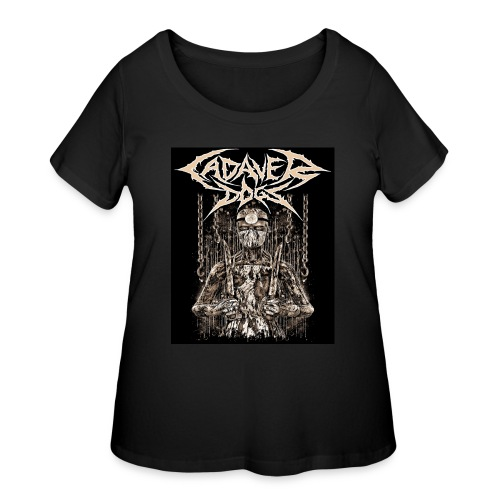 Cadaver Dogs - Women's Curvy T-Shirt
