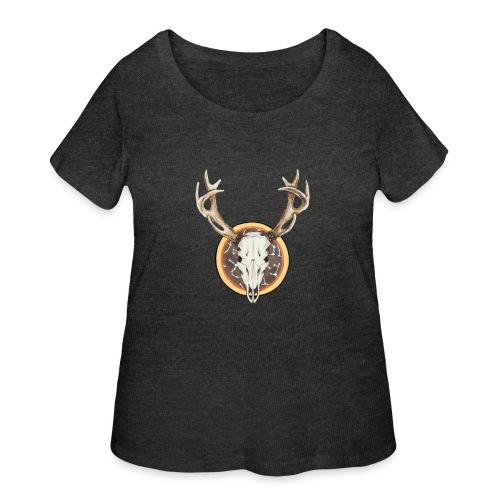 Death Dearest - Women's Curvy T-Shirt