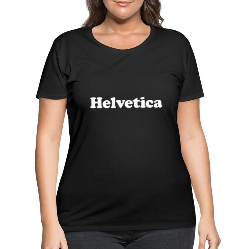 Design 3 - Women's Curvy T-Shirt