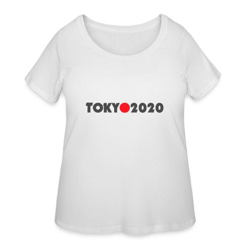 Tokyo 2020 - Women's Curvy T-Shirt