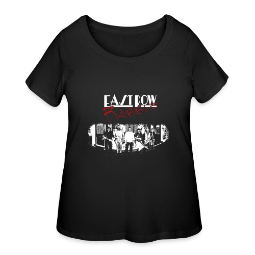 Phoenix Front - Women's Curvy T-Shirt