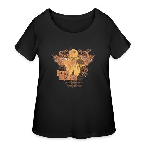 teetemplate54 - Women's Curvy T-Shirt