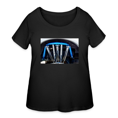 FB IMG 1494523608383 - Women's Curvy T-Shirt