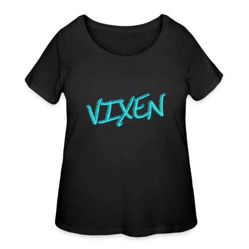 Vixen - Women's Curvy T-Shirt