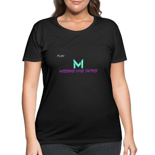 MVT updated - Women's Curvy T-Shirt