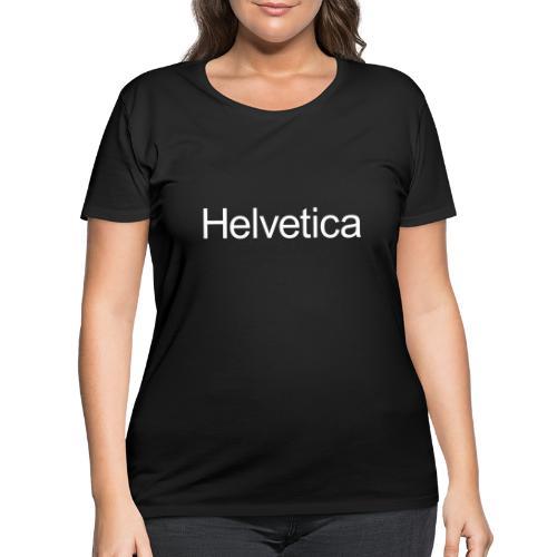 Design 2 - Women's Curvy T-Shirt