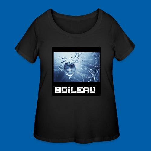 4 - Women's Curvy T-Shirt