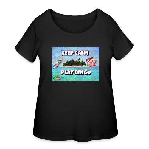 SELL1 - Women's Curvy T-Shirt