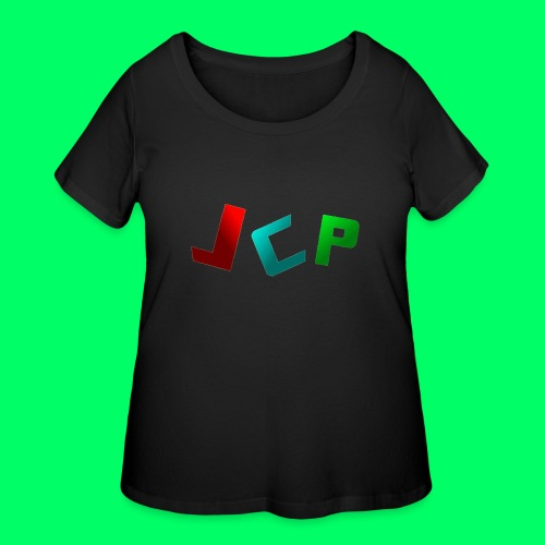 JCP 2018 Merchandise - Women's Curvy T-Shirt