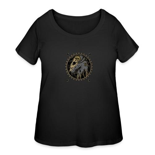d8 - Women's Curvy T-Shirt