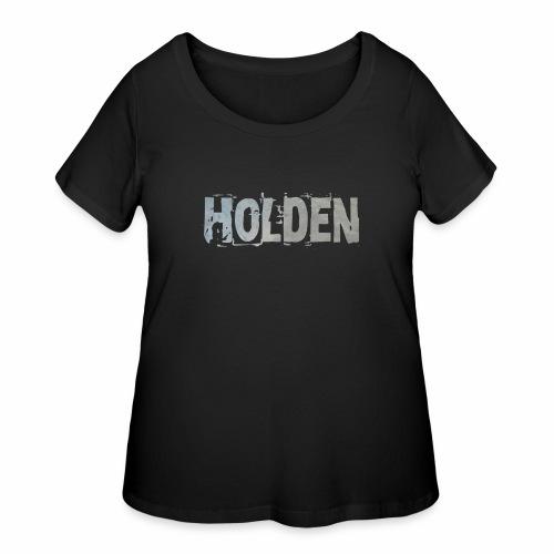 Holden - Women's Curvy T-Shirt