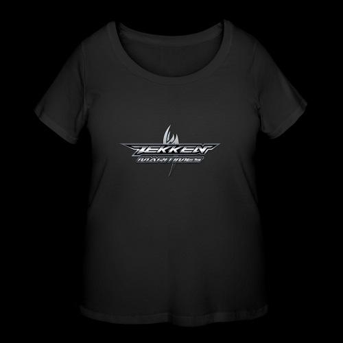 Tekken Maritimes Logo transparent - Women's Curvy T-Shirt