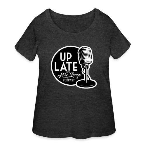 Logo - Women's Curvy T-Shirt