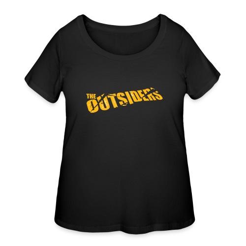 Outsiders - Women's Curvy T-Shirt