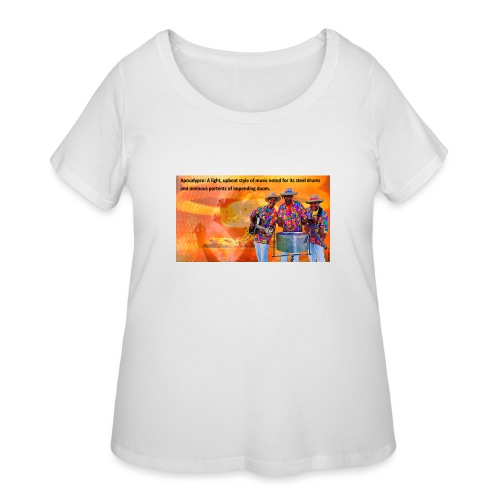 Apocalypso - Women's Curvy T-Shirt