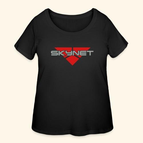 Skynet - Women's Curvy T-Shirt